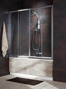 Radaway Шторки на ванну Vesta DW арт.203180-01е