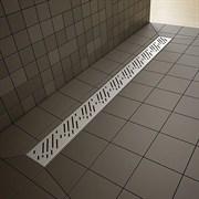 Radaway Душевая плита с линейным трапом 5CL1111A 1090*1090 арт.5R085R