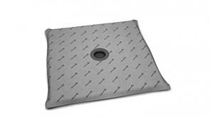 Radaway Душевая плита с компактным трапом 990*990 арт.5CK1010