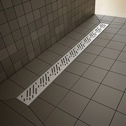 Radaway Душевая плита с линейным трапом 5DLA1009A 990*890 арт.5R075R