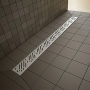 Radaway Душевая плита с линейным трапом 5DLA1108A 1090*790 арт.5R085R