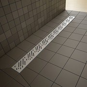Radaway Душевая плита с линейным трапом 5DLA1409A 1390*890 арт.5R0115R