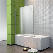 Radaway Шторки для ванны EOS II 130/R арт. 206213-01R