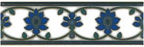 STG/A189/5155 Бордюр Девоншир орнамент 20х6,3х6,9