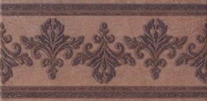 STG/B251/3414 Бордюр Честер коричневый темный 30,2х14,7х7,8