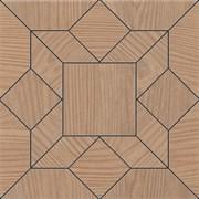 SG175/005 Декор Дартмут коричневый мозаичный 20х20х10