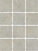 1255Т Каламкари серый,  полотно 30х40 из 12 частей 9,9х9,9