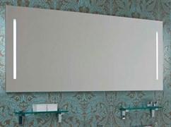 Набор: Зеркало ОТЕЛЬ 1270 с полками