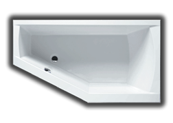 BA83 Ванна ROMEO 160 L160 x 90 / 295 l.