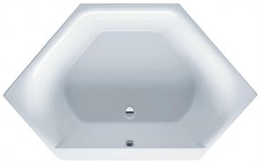BA06 Ванна SANTIAGO 145x145/330 l