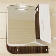 Шкаф-зеркало CRYSTAL 70