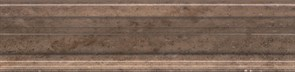 BLB016 Бордюр Багет Формиелло беж темный 20х5х6,9