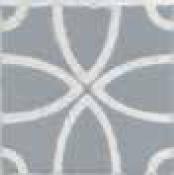STG/C405/1270 Вставка Амальфи орнамент серый 9,9х9,9х7