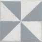 STG/C407/1270 Вставка Амальфи орнамент серый 9,9х9,9х7