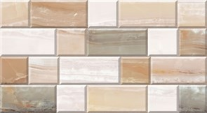 Плитка Keros Ceramica Decorado Bluemoon Beige