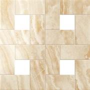 S.O. Honey Amber Mosaic Lap / С.О. Хани Амбер Мозаика Лаппато 45x45 610110000087