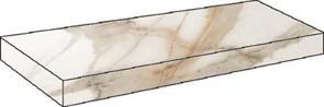 S.M. Calacatta Gold Scal. Ang. S / С.М. Калакатта Голд Угловая Ступень Лс 33x60 620070000499