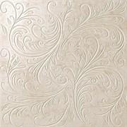 Unica Bianco 60 Leaf / Уника Бьянко 60 Лиф Лаппато 60x60 610080000090