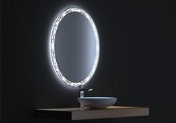 Зеркало ДЕКÓ 6080 с LED подсветкой