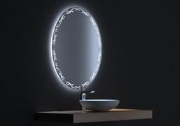 Зеркало ДЕКОР 6080 с LED подсветкой