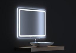 Зеркало СМАРТ 8075 с LED подсветкой