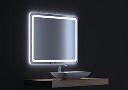 Зеркало СМАРТ 10075 с LED подсветкой