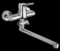 Смеситель Paini Messina MECR119KM  для ванны