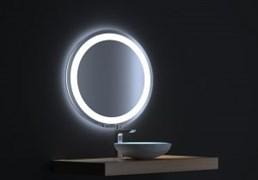 Зеркало МУН 7070 с LED подсветкой