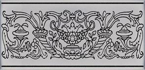 STG/D509/16007 Декор Авеллино 7,4х15х6,9