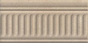19022/3F Бордюр Золотой пляж тёмный беж структурированный 20х9,9х6,9
