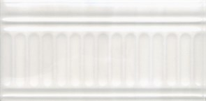19016/3F Бордюр Летний сад светлый структурированный 20х9,9х6,9