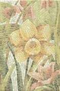 HGD/A144/880L Декор Летний сад Лилии лаппатированный 20х30х6,9