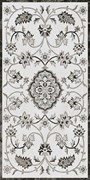 SG810302R Парнас серый декорированный лаппатированный 40х80х11