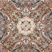 HGD/A176/SG1550L Декор Мраморный дворец ковёр центр лаппатированный 40х40х8