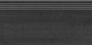 DD200800R/GR Ступень Про Дабл черный обрезной 30х60х11