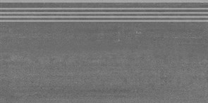 DD200900R/GR Ступень Про Дабл антрацит обрезной 30х60х11