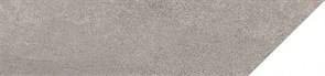 DD2004/BSL/DO Плинтус горизонтальный правый Про Стоун серый 40х9,5х11