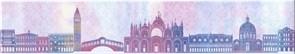 HGD/A199/880 Бордюр к панно Карнавал в Венеции короткий 30х5,7х6,9