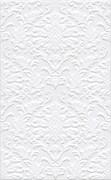6308 Петергоф белый структура 25х40х9,5
