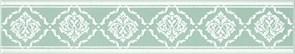 AD/D326/SG1547 Бордюр Петергоф зеленый 40,2х7,7х8