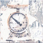 ALD/A24/17000 Декор Виченца Весы 15х15х6,9