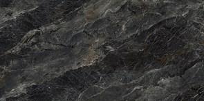 SG561702R Риальто серый тёмный декор правый лаппатированный 60х119,5х11