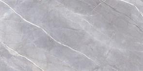 SG562402R Риальто серый декор левый лаппатированный 60х119,5х11