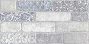 SG250800R Кампалто белый декорированный обрезной 30х60х9