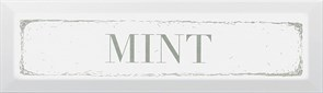 NT/A38/9001 Декор Mint зелёный 8,5х28,5х9,2