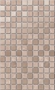MM6360 Декор Гран Пале беж мозаичный 25х40х8