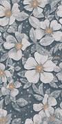 SG591102R Розелла серый декорированный лаппатированный Ковер