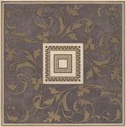 HGD/A110/SG1596L Декор Орсэ ковер центр лаппатированный 40,2х40,2х8