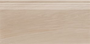 SG226100R/GR Ступень Слим Вуд беж обрезной 30х60х9