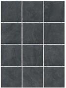 1301 Дегре чёрный, полотно 30х40 из 12 частей 9,9х9,9 9,9х9,9х7